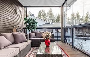 windschutz fur terrasse und balkon wahlen 20 ideen und tipps With whirlpool garten mit balkon windschutz seitlich plexiglas