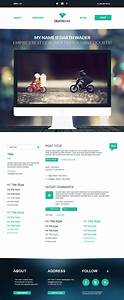 Free download create a wordpress template from psd for Making wordpress templates
