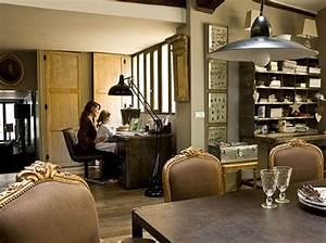 Style Industriel Salon : d coration style loft industriel exemples d 39 am nagements ~ Teatrodelosmanantiales.com Idées de Décoration