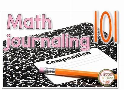 Journaling Math Classroom Bring Steps Six Into