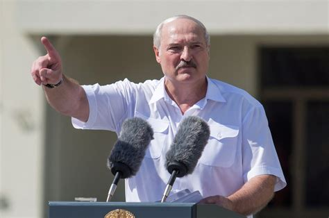 Posted at 16:07 6 may16:07 6 may. Belarus' Lukashenko suggests holding new elections after referendum | Daily Sabah