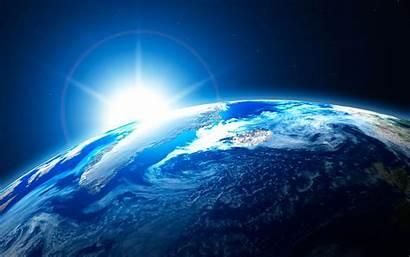 Earth Desktop Wallpapers Background Planet Sun Google