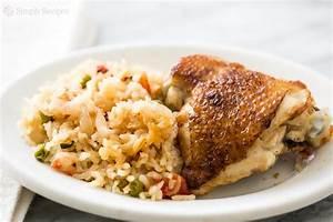 Slow Cooker Chicken Rice Casserole Recipe
