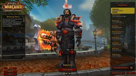 World Of Warcraft Wall Paper Bajheera Full 730 Ilvl Arms Warrior Wsg Wreckage Wow 6 2 Warrior Pvp Youtube