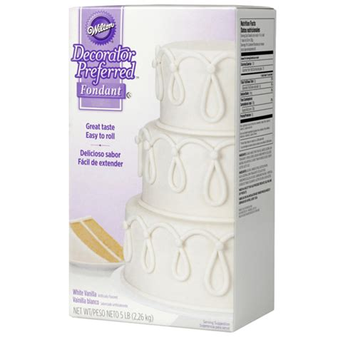 wilton decorator preferred fondant gluten free wilton decorator preferred fondant blanco 2 2kg 710 2300