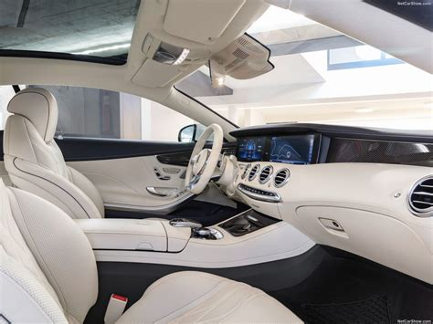 This particular car is an edition 1 and comes with an incredibly high. Mercedes-Benz S63 AMG Coupe (2018) - picture 14 of 17
