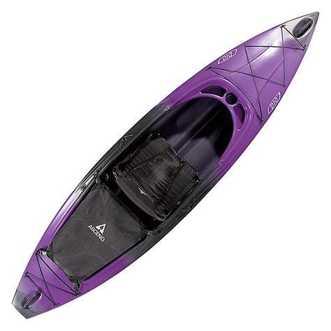 kayak purple ascend sit bass pro fishing d10 kayaks shops kayaking basspro stuff canoes camping gear paddle lake boats open
