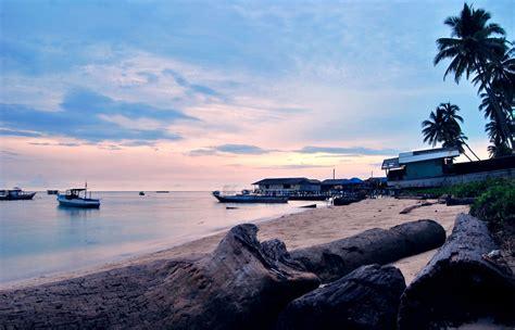 tempat wisata indah  indonesia
