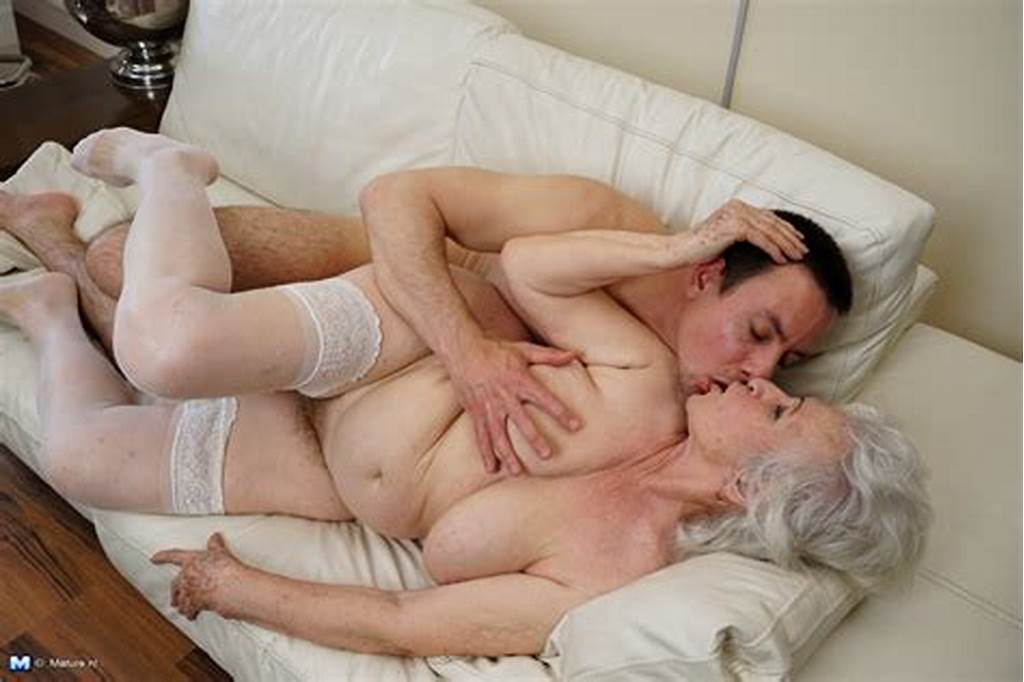 #Naughty #Granny #Doing #Her #Toy #Boy