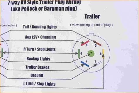 6 trailer plug wiring diagram trailer wiring diagram