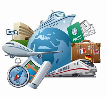 Hospitality Industry Different Sectors Travel Categories
