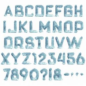 Buy Ice Ice Baby Font And Stay Cool With Winter Typeface