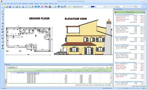 construction estimating software products