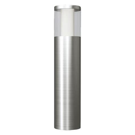 eglo outdoor 94278 basalgo 1 led outdoor wall light stainless steel