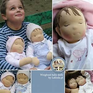 Stofftiere Für Babys : weighted baby doll made by waldorf dolls and tutorials baby puppen puppen ~ Eleganceandgraceweddings.com Haus und Dekorationen