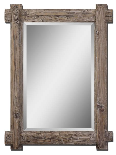 wood framed mirrors bathroom driftwood mirror frames rustic wood mirror frames interior