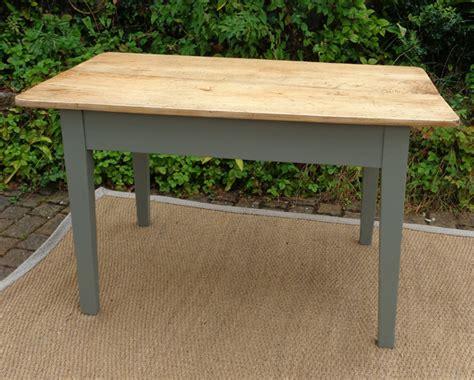 table de cuisine ancienne en bois table ancienne de cuisine de pecheur