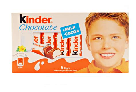 ferrero kinder chocolate  oz riekers prime meats