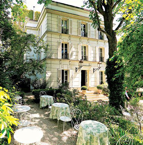 hotel particulier montmartre a parigi in the mood for design