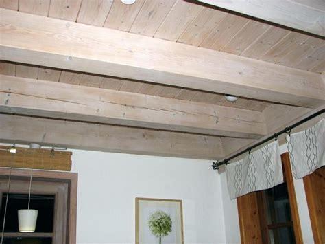 Holzdecke Weiß Streichen Maserung by Holzdecke Weiss Streichen A Kauen Lackieen Spuhen Lasieen