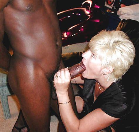 horny milf blonde sucking long black cock dry pichunter