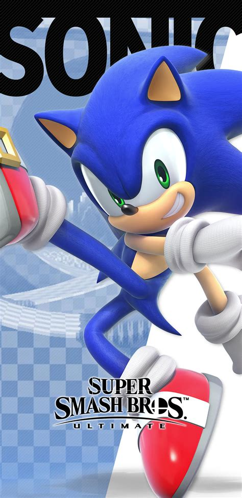 super smash bros ultimate sonic wallpapers cat  monocle