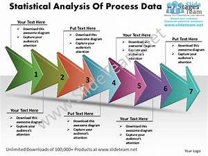 Statistical Analysis Of Process Data 7 Stages Oil Flow