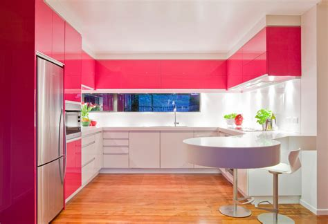 cuisine snaidero appliances pink kitchen modern kitchens
