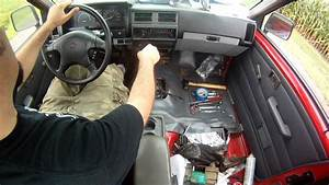 Nissan D21 Hardbody Transmission Swap
