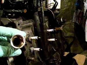 Mazda Rx7 13b Engine Spark Plug Removal