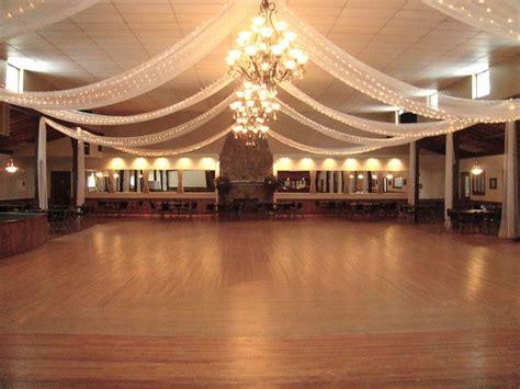 chandelier swag the main hall by heidzillas via decor wedding hall decorations