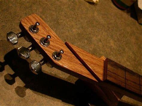Cigar Box Guitar Headstock - Usefulresults