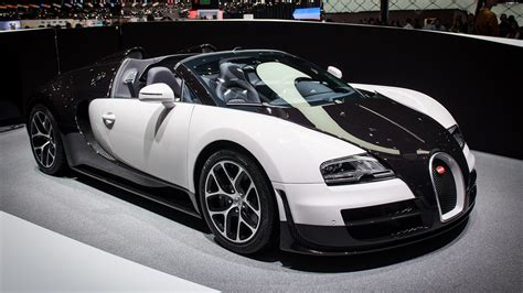 The 10 Most Expensive Cars In The World (2016