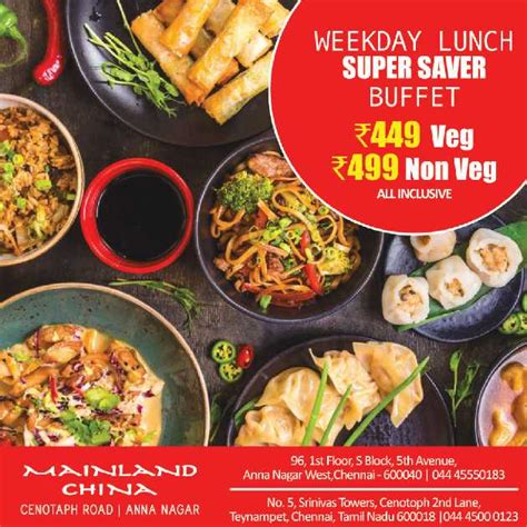 View all credit card promotions →. Mainland China Hotel In Chennai | China Hotel Deals