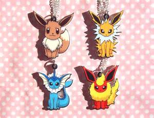 Super Cute Flareon and Jolteon