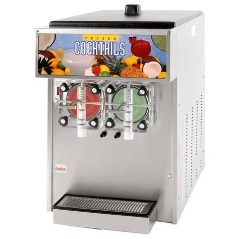 GMCW 3312 Crathco Dual Cylinder 7.5 Gallon Frozen Beverage
