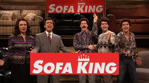 sofa king snl johansson sofa king from saturday live nbc