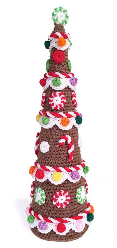 carolyn christmas designs gingerbread tree pattern