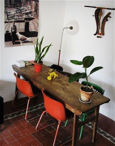 Smalle Tafel Voor In De Keuken by Smalle Eettafels In Huis Makeover Nl