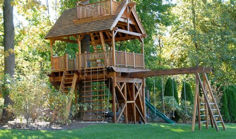 Diy Treehouse For Kids