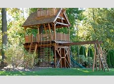 Elements To Include In A Kid's Treehouse To Make It Awesome
