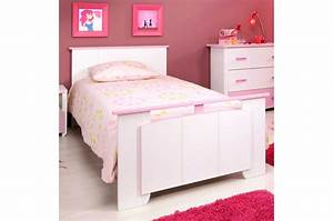 chambre fille complete rose et blanche trendymobiliercom With chambre blanche et rose