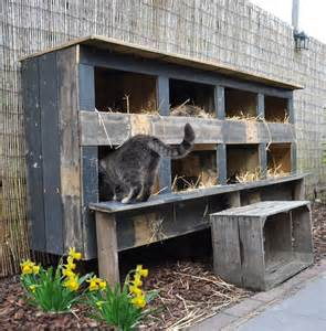 feral cat house feral cat house cats lakes shelters and coops