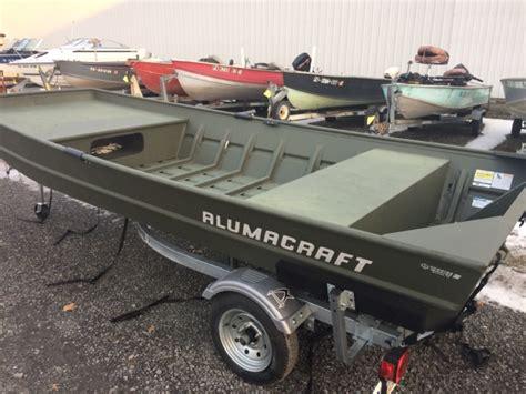 1448 Jon Boat For Sale by Alumacraft 1448 Boats For Sale
