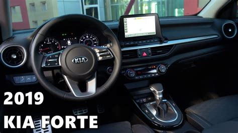 kia forte exterior interior youtube