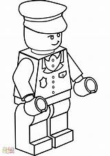 Lego Coloring Pages Guy Printable Print Getcolorings Colorings sketch template
