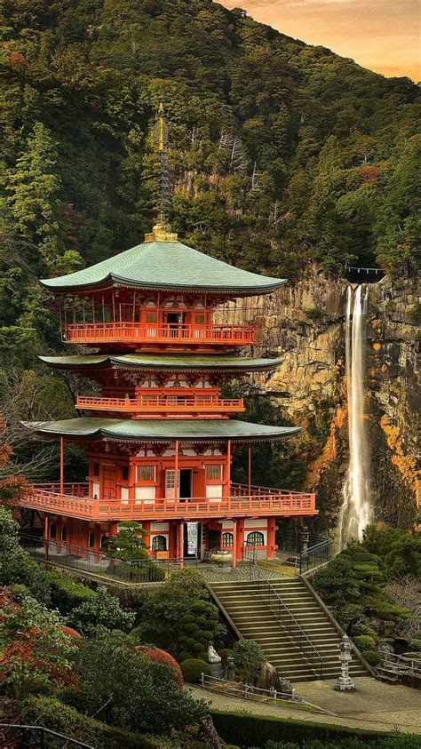 Japanese Temple Wallpapers - Wallpaper Cave