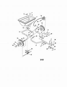 Craftsman Spreader Parts