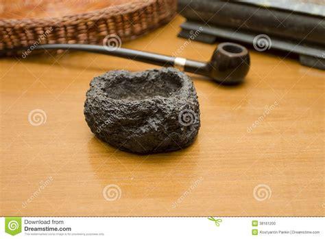 Decorative Black Stones by Decorative Black Stone Ashtray Stock Photo Image 38161200