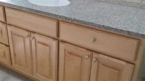 how to refinish maple cabinets refinishing maple bathroom cabinets by timeless arts